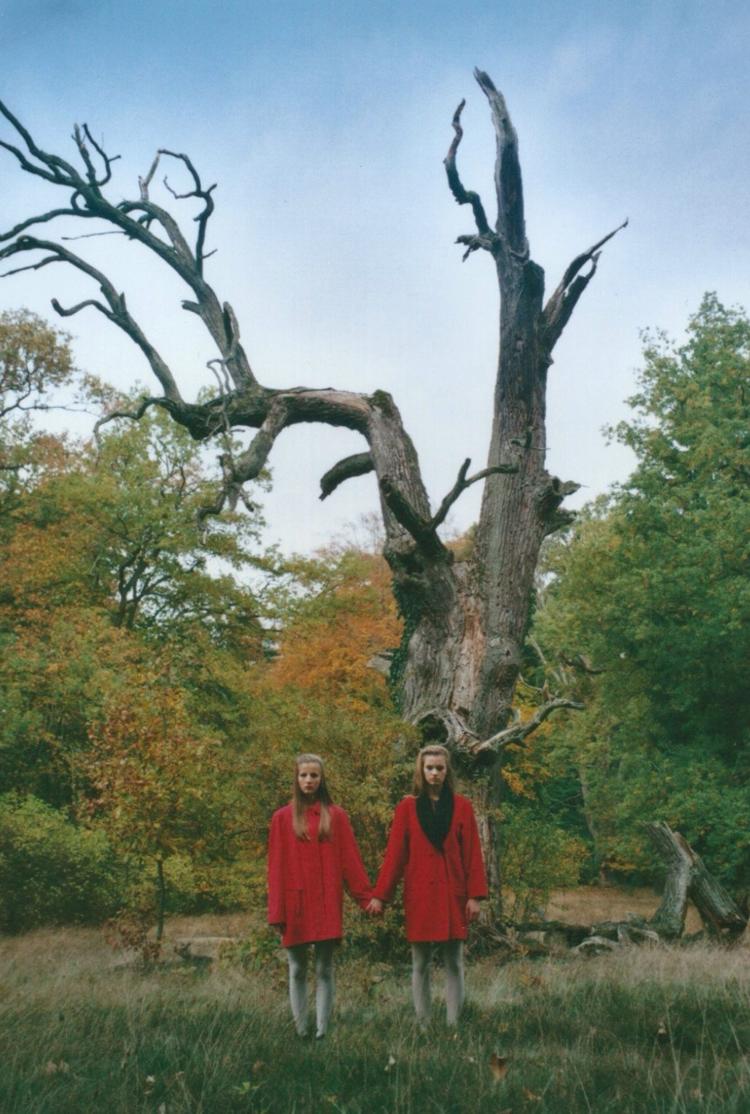 MARIE & KATHARINA // PHOTOGRAPHY BY MIRIAM WALDNER