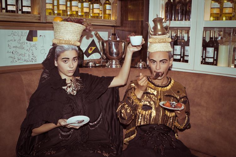 AINA & ANDREA // PHOTOGRAPHY BY CRISTINA RIUTORT
