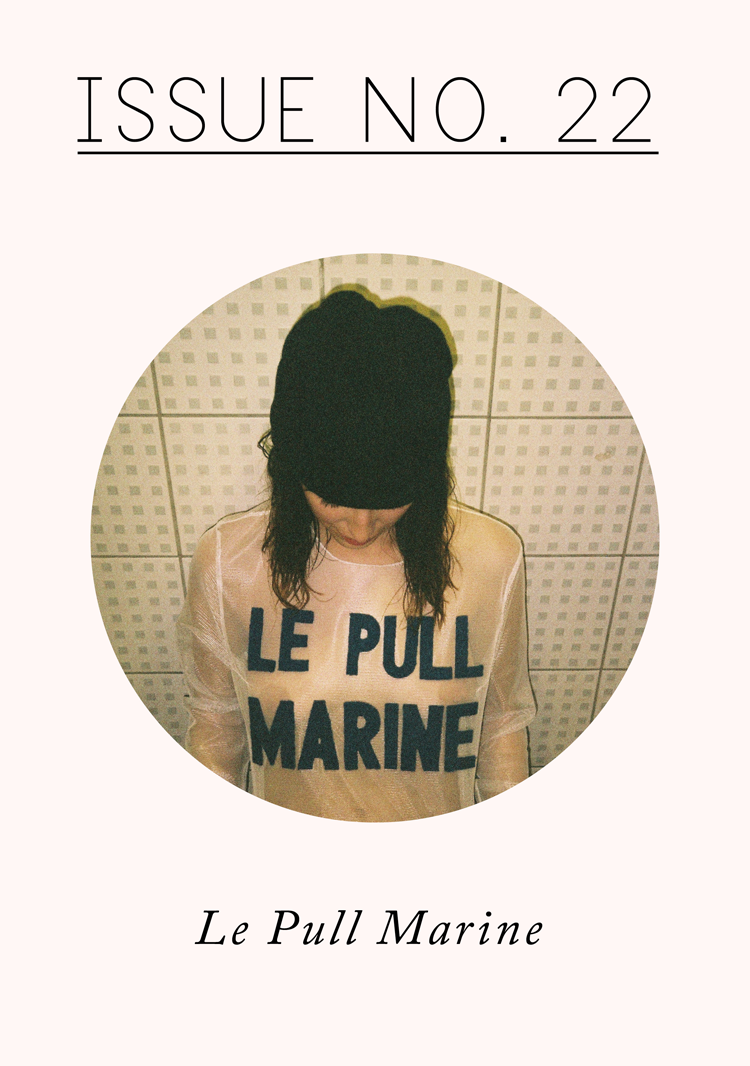 LE PULL MARINE// PHOTOGRAPHY BY ALEXANDRA BONDI DE ANTONI
