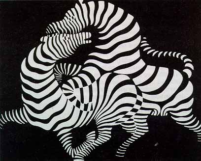 OP ART: TRIPPING FASHION