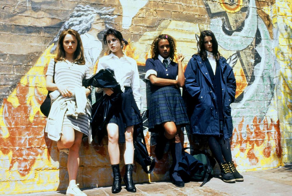 TOP FIVE 90'S FASHION TEEN MOVIES