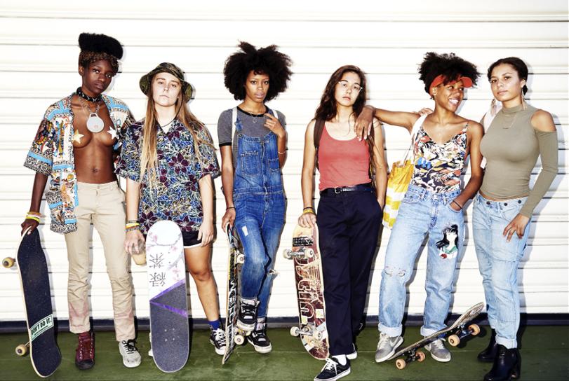 """GIRLS WHO SKATE – WARUM MIU MIU MIT """"THAT ONE DAY"""" MEHR ALS EINEN SKATE-FILM KURATIERT"""