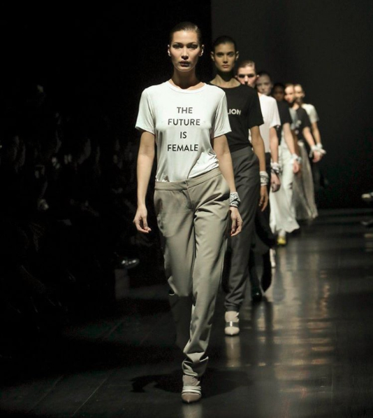 NYFW ROUND-UP: DIE EMPOWERMENT-EDITION