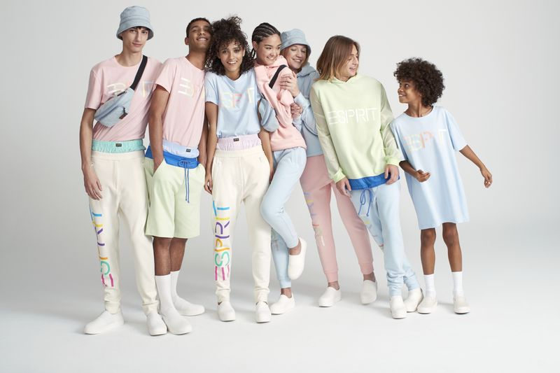 YOUR FIRST LOOK AT THE OPENING CEREMONY X ESPRIT COLLECTION