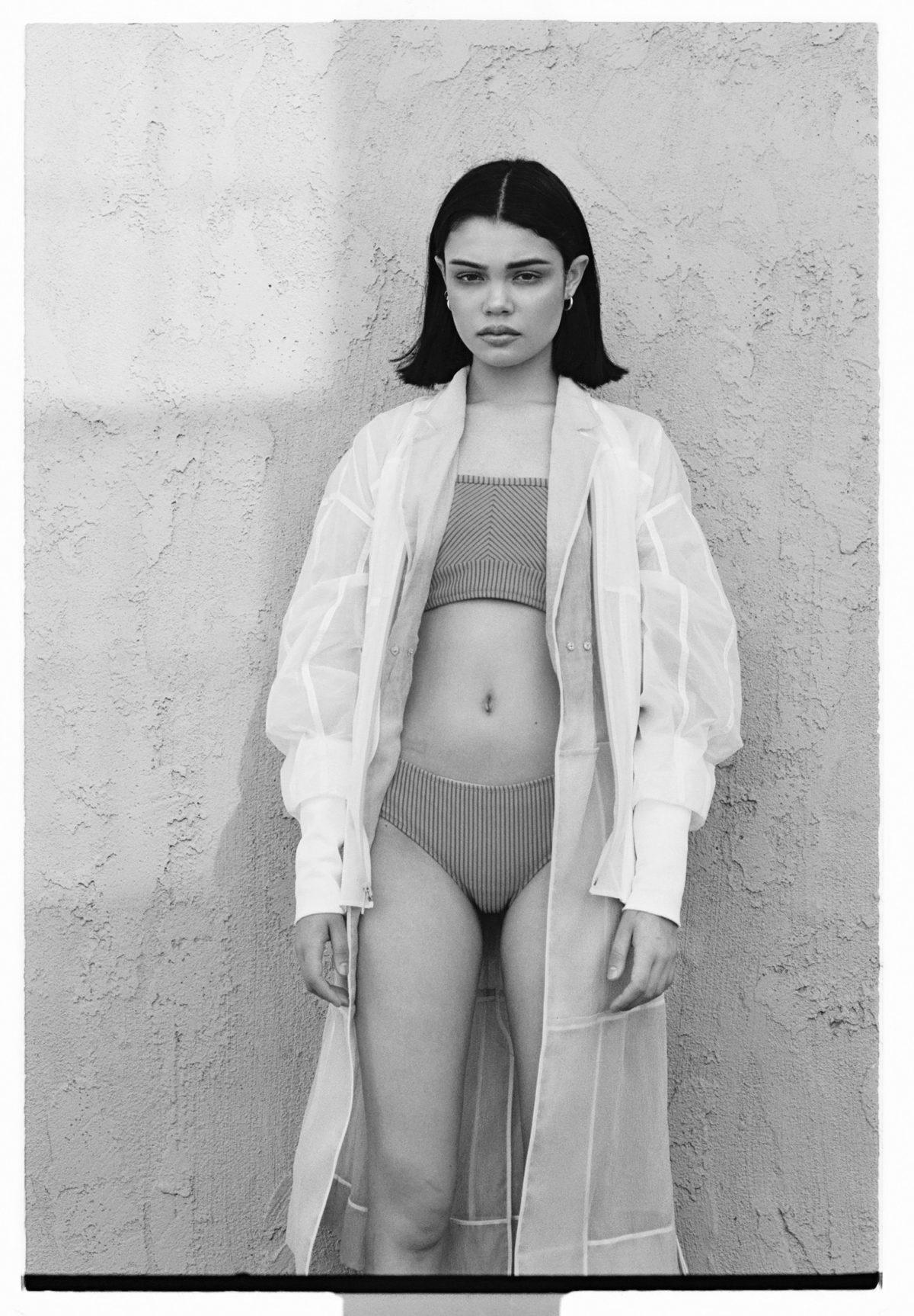 PHOTOGRAPHER CATHARINA PAVITSCHITZ SHOWS THE BEAUTY OF WHITE DRESSING