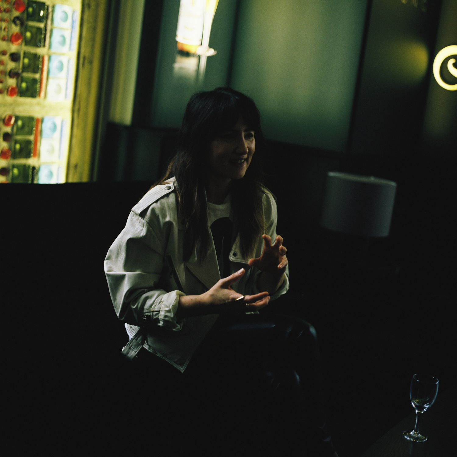 KT Tunstall before her gig in Berlin