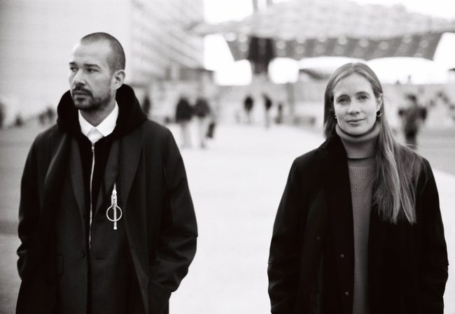 Lucie and Luke Meier Jil Sander