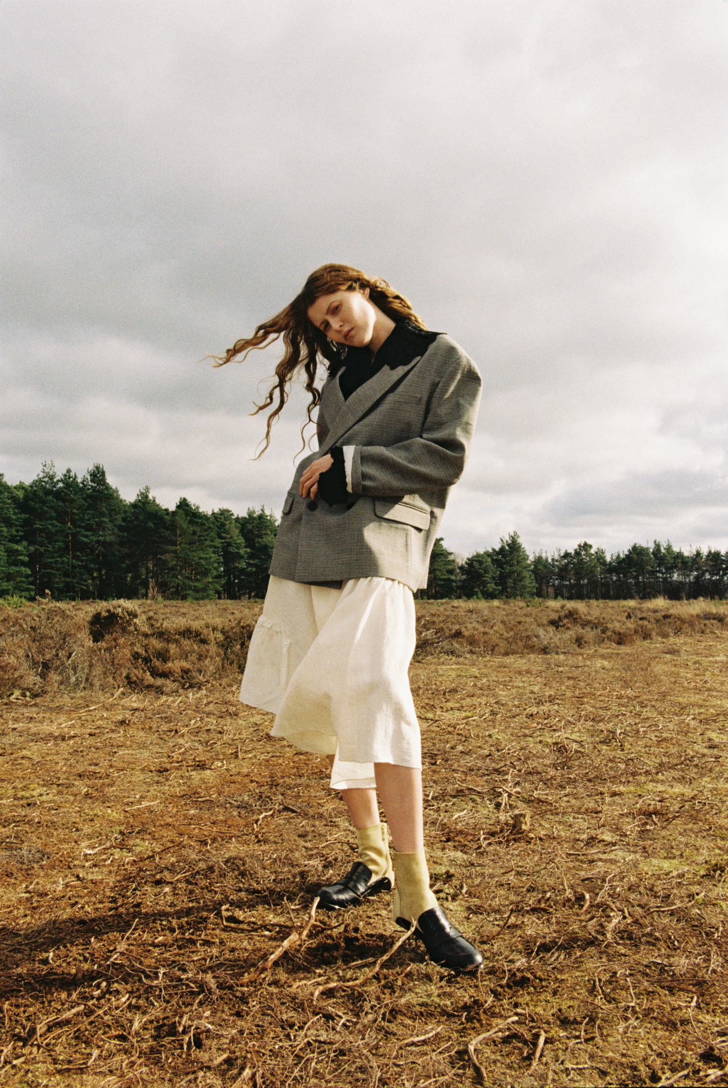 The Super Natural Issue Material Magazine Editorial Rosaline Shahnavaz