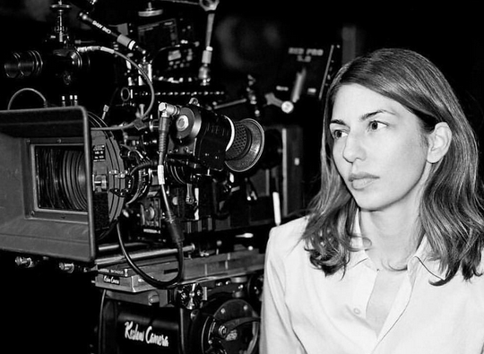 SOFIA COPPOLA MAKES HISTORY IN CANNES