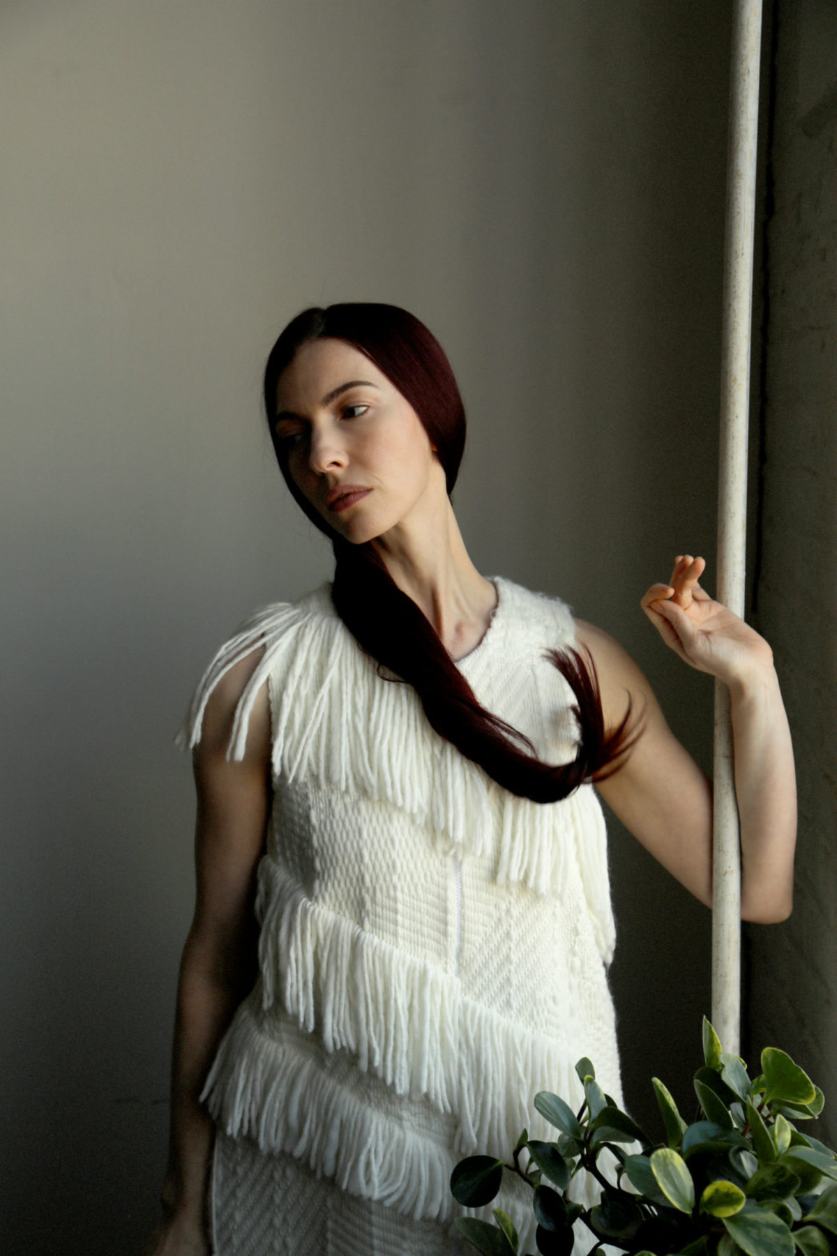 TWIN PEAKS ACTRESS AND DAVID LYNCH MUSE CHRYSTA BELL PHOTOGRAPHED BY RODERICK AICHINGER