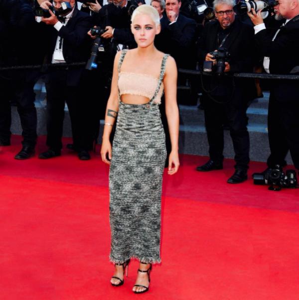 Kristen Stewart Dress Code Cannes Material Magazine
