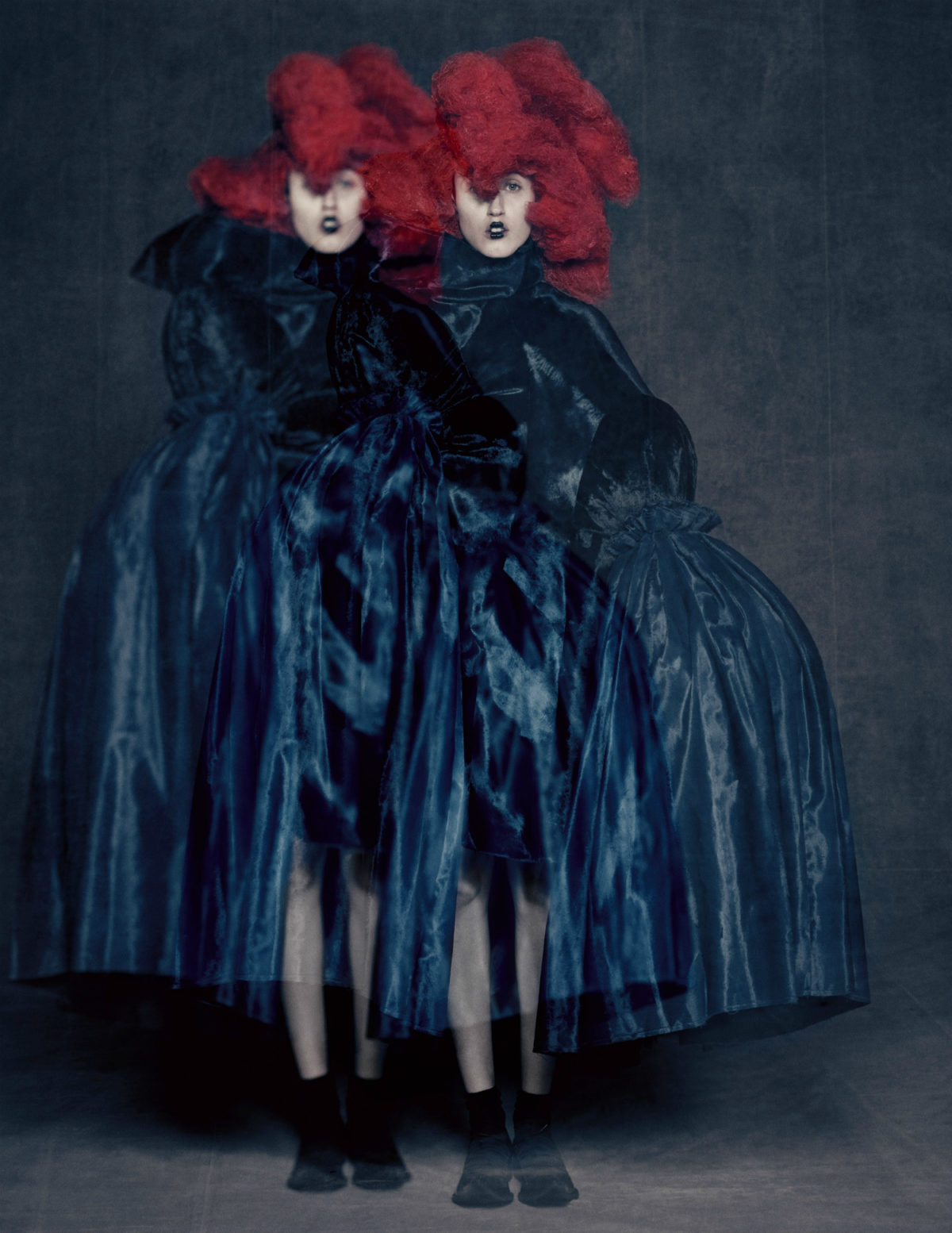 THE COMPLEXITY OF FEMININITY AS DISPLAYED BY REI KAWAKUBO