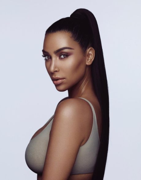 KIM KARDASHIAN IS BEING ACCUSED OF BLACKFACE