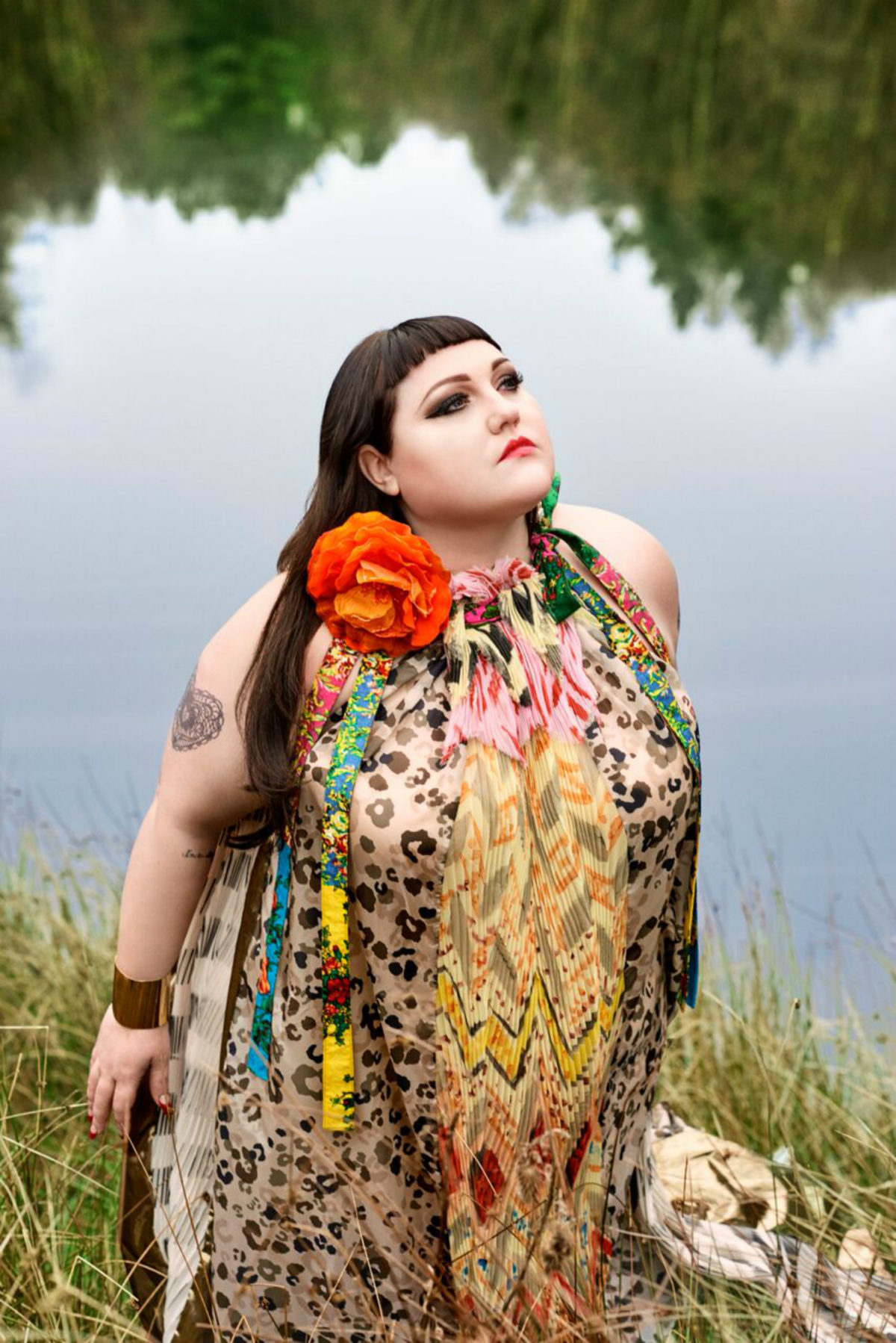 BETH DITTO INTERVIEW MUSIC NEWS GOSSIP HEAVY CROSS POLITICS
