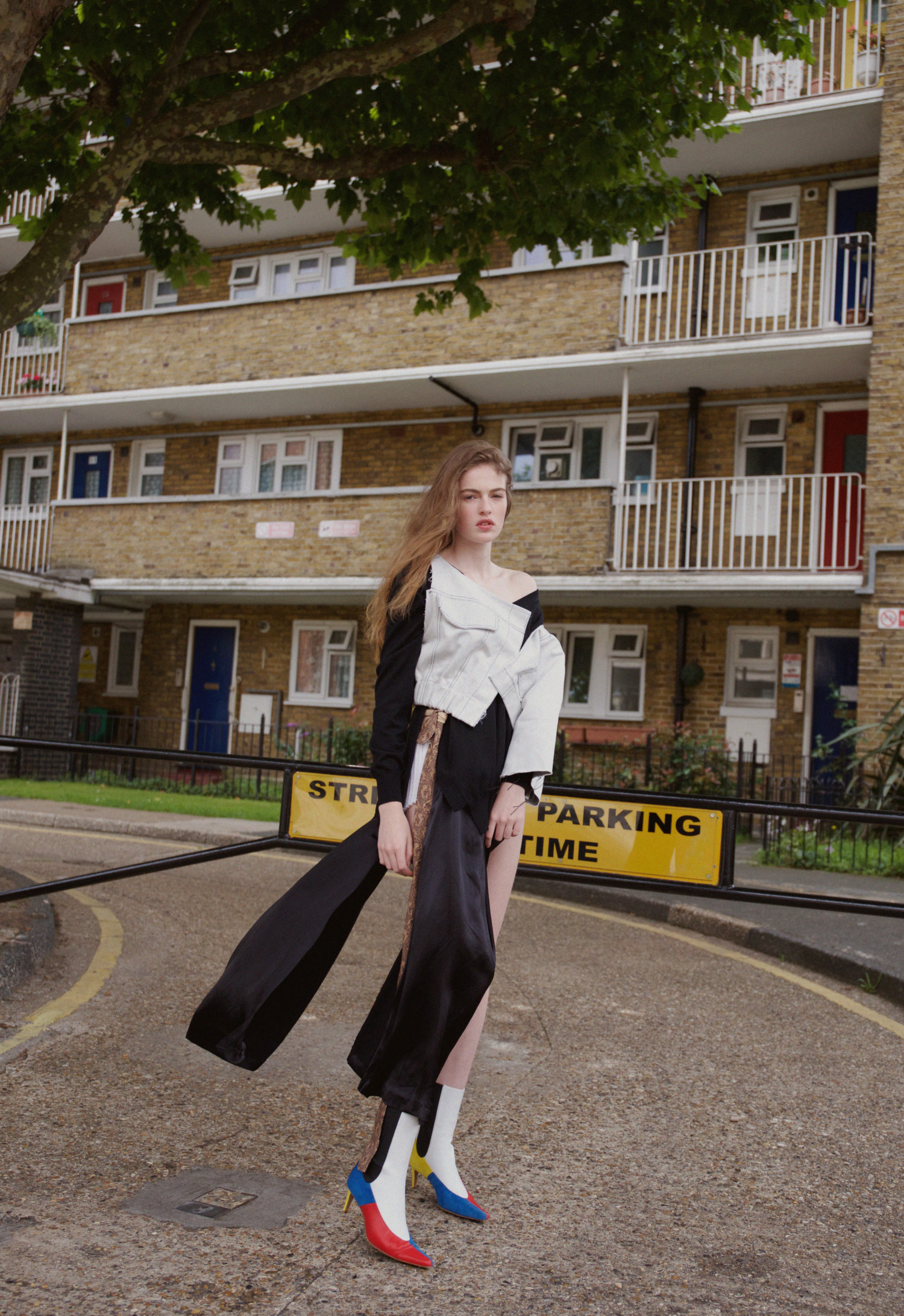 Glamorous suburbs an editorial by celine hong 1