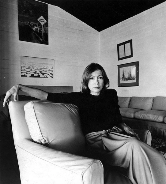A JOAN DIDION DOCUMENTARY IS ON ITS WAY