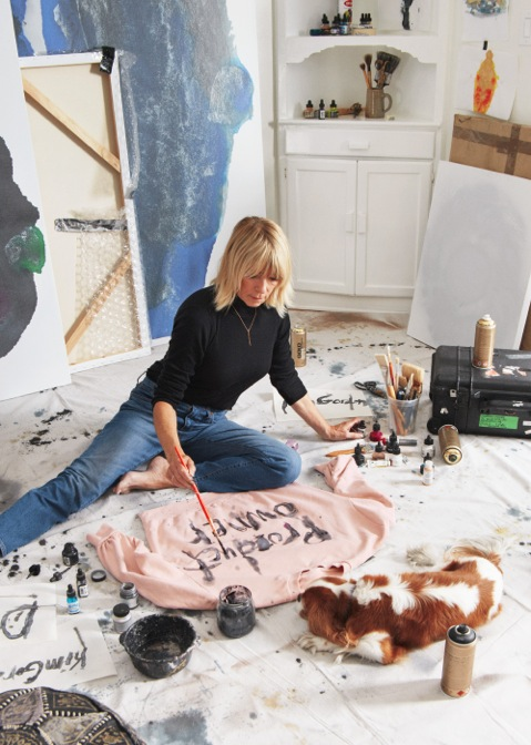 &OTHER STORIES JOIN FORCES WITH KIM GORDON
