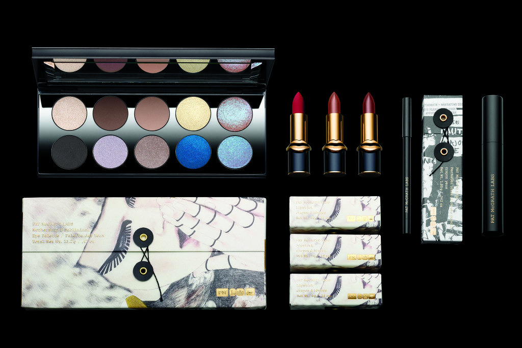 Pat McGrath new cosmetics range