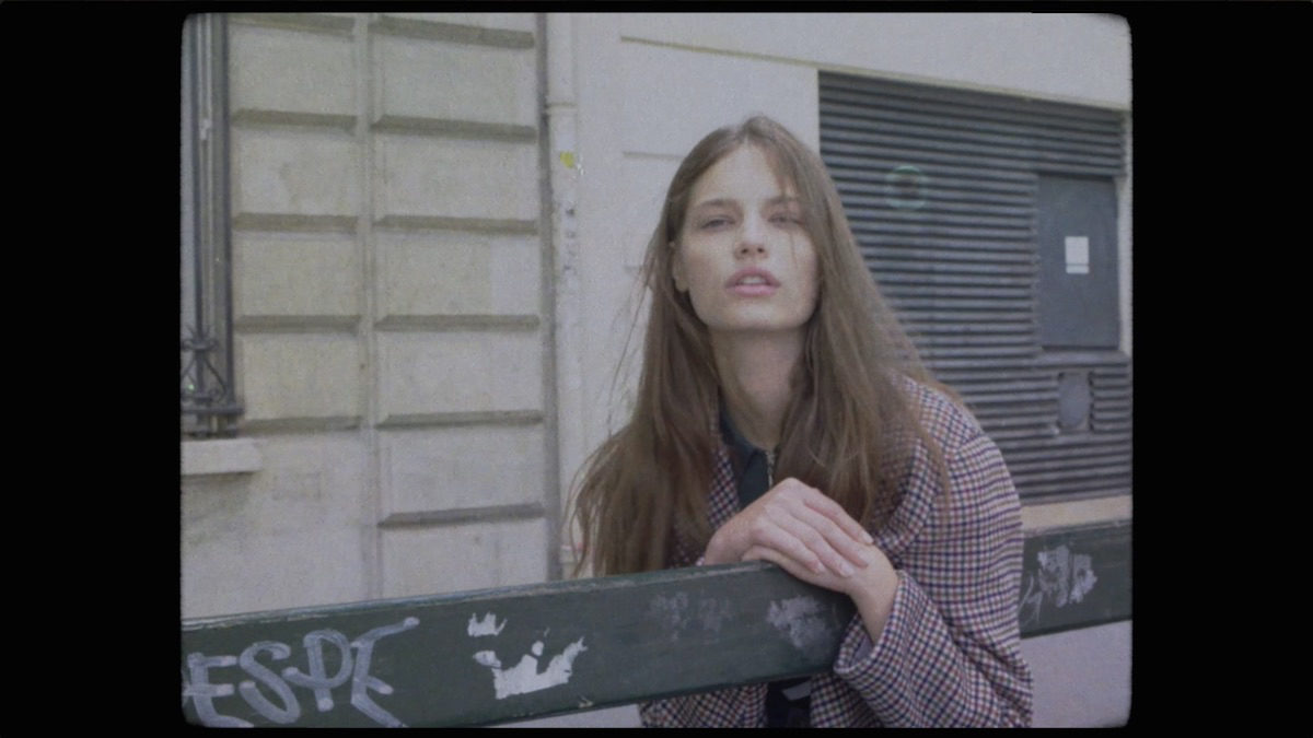 SANDRO AW17 Campaign Video Paris