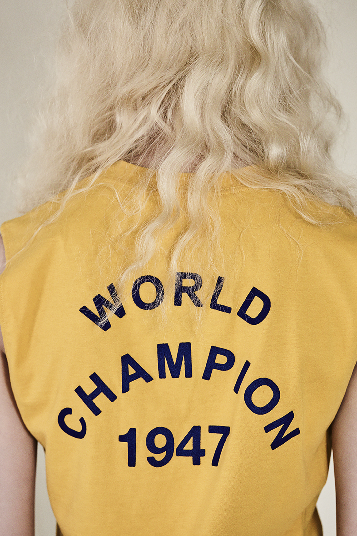 World Champion Julia Von Der Heide Editorial