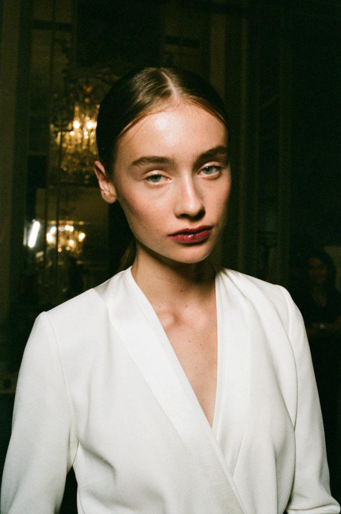Kaviar Gauche SS18 Backstage Paris Fashion Week