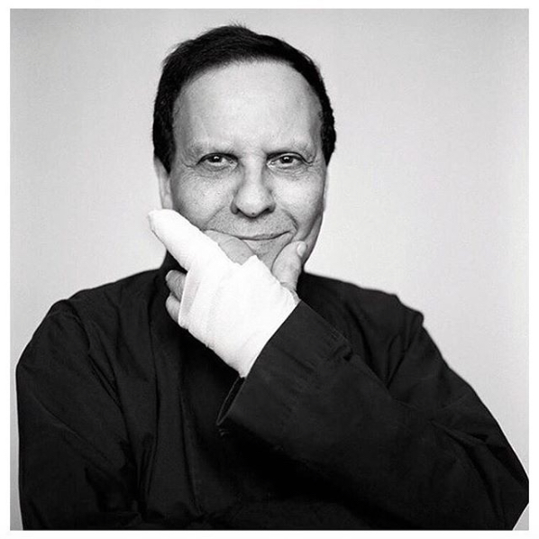 AZZEDINE ALAIA HAS PASSED AWAY AT THE AGE OF 77