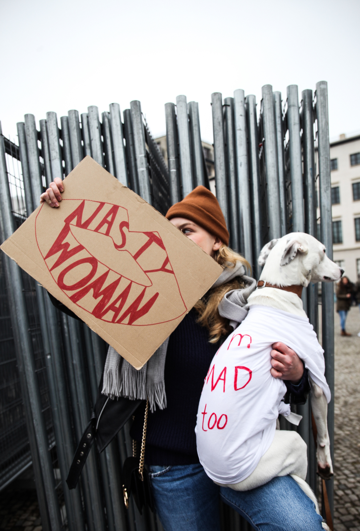Womens March Berlin