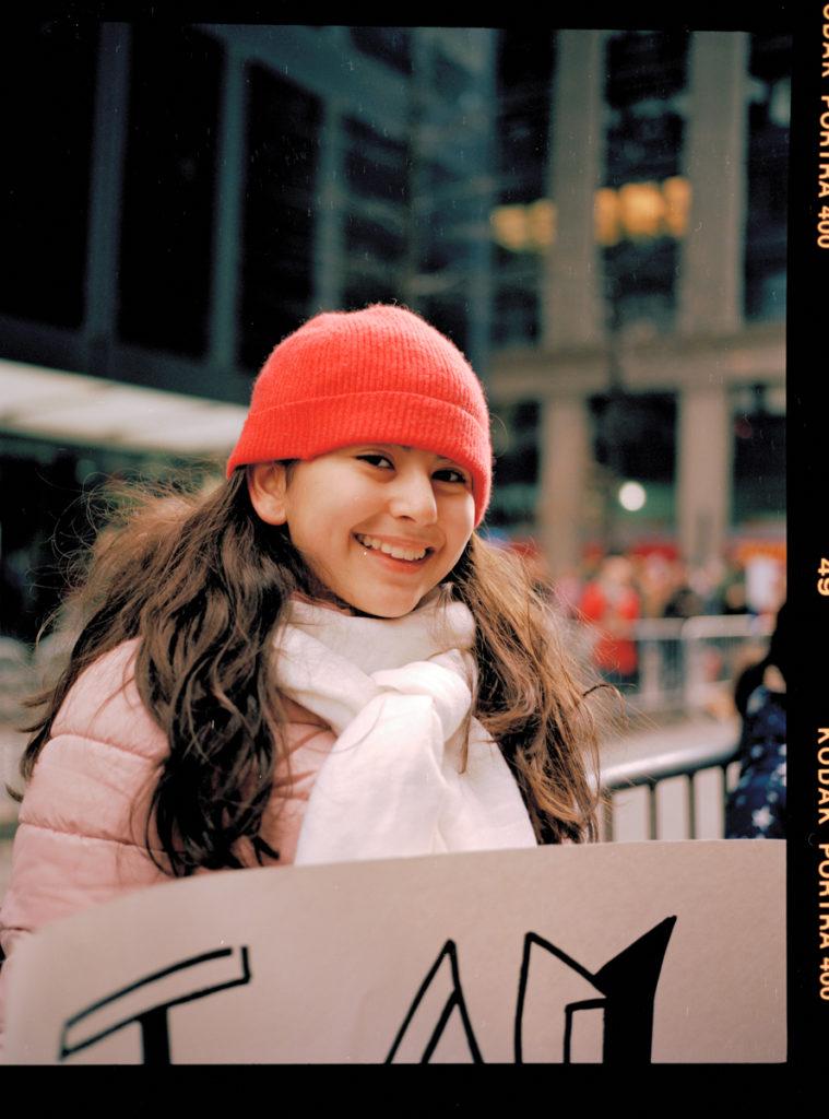 Women's March New York