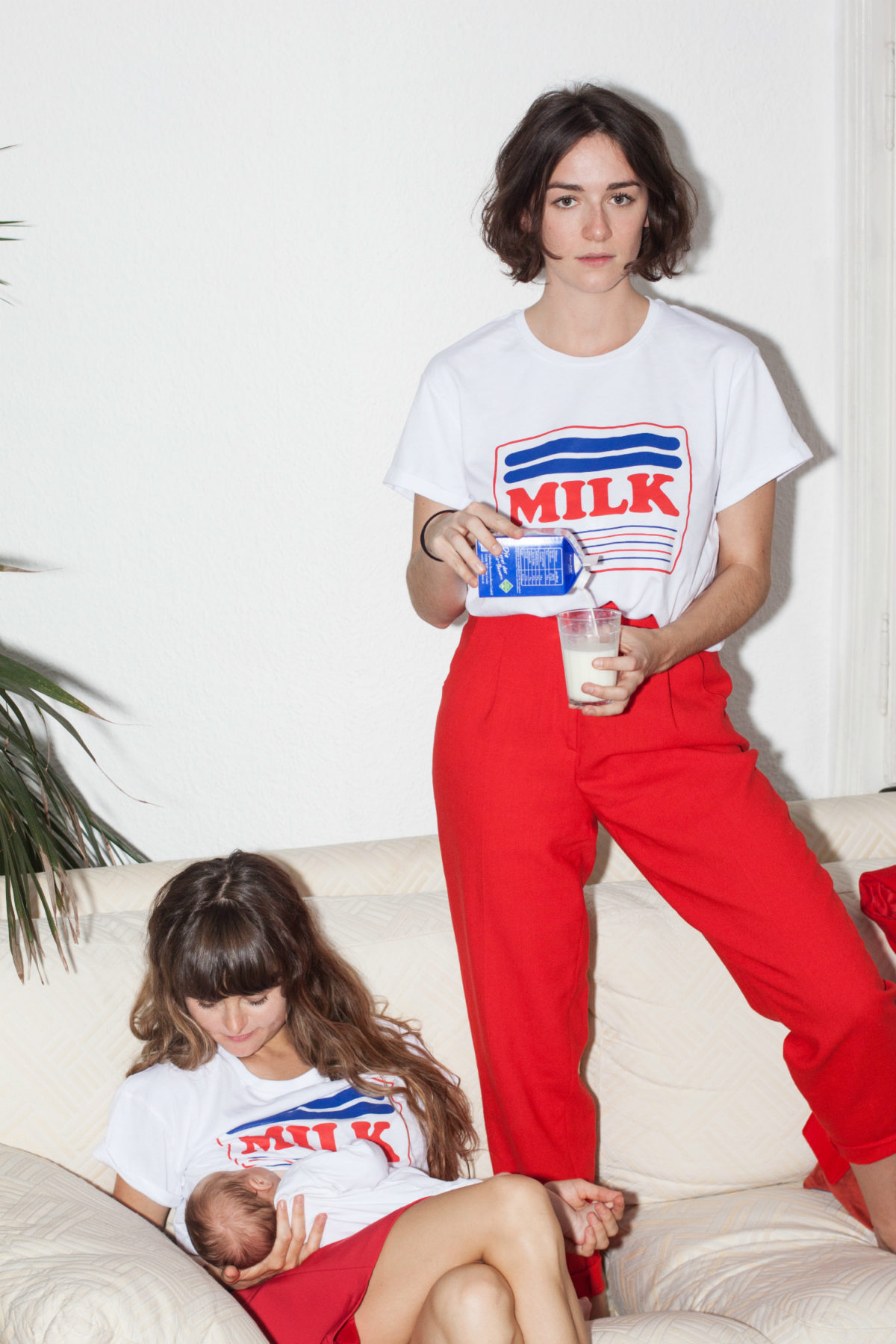 MEET WOMOM, THE BRAND REDEFINING PATRIARCHAL FASHION RULES AROUND MOTHERHOOD