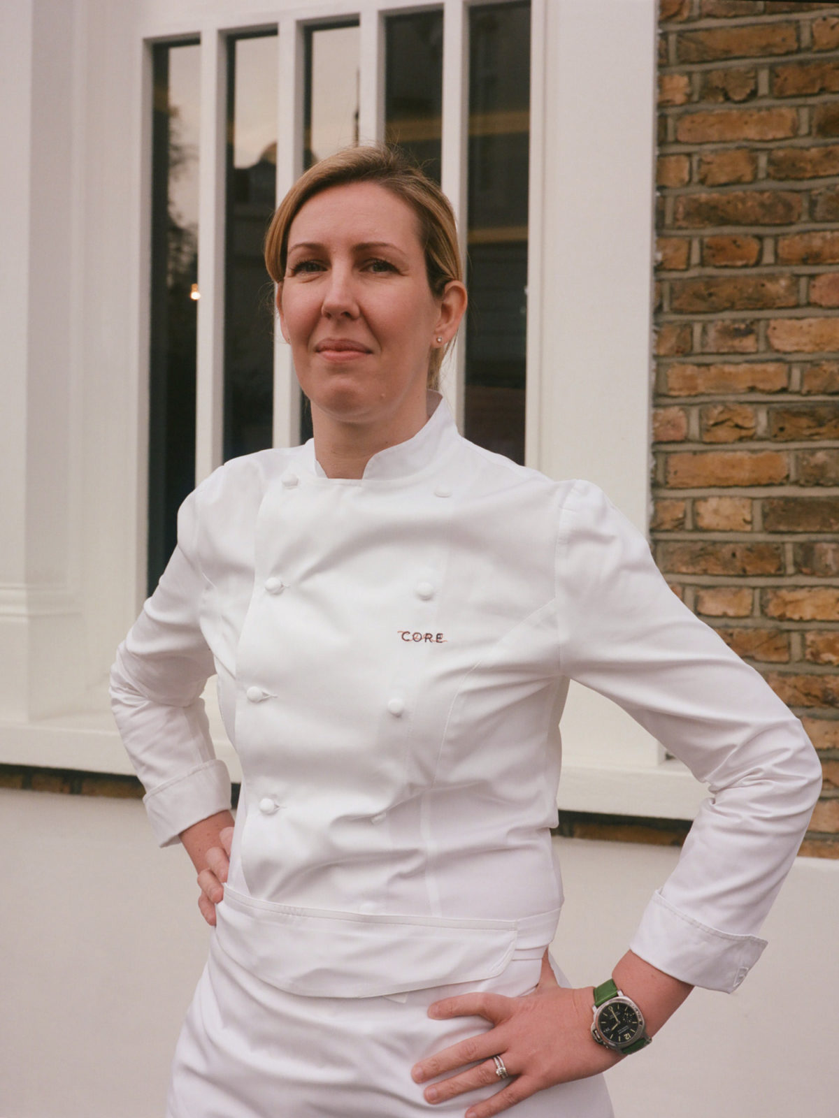 British chef clare smyth interview
