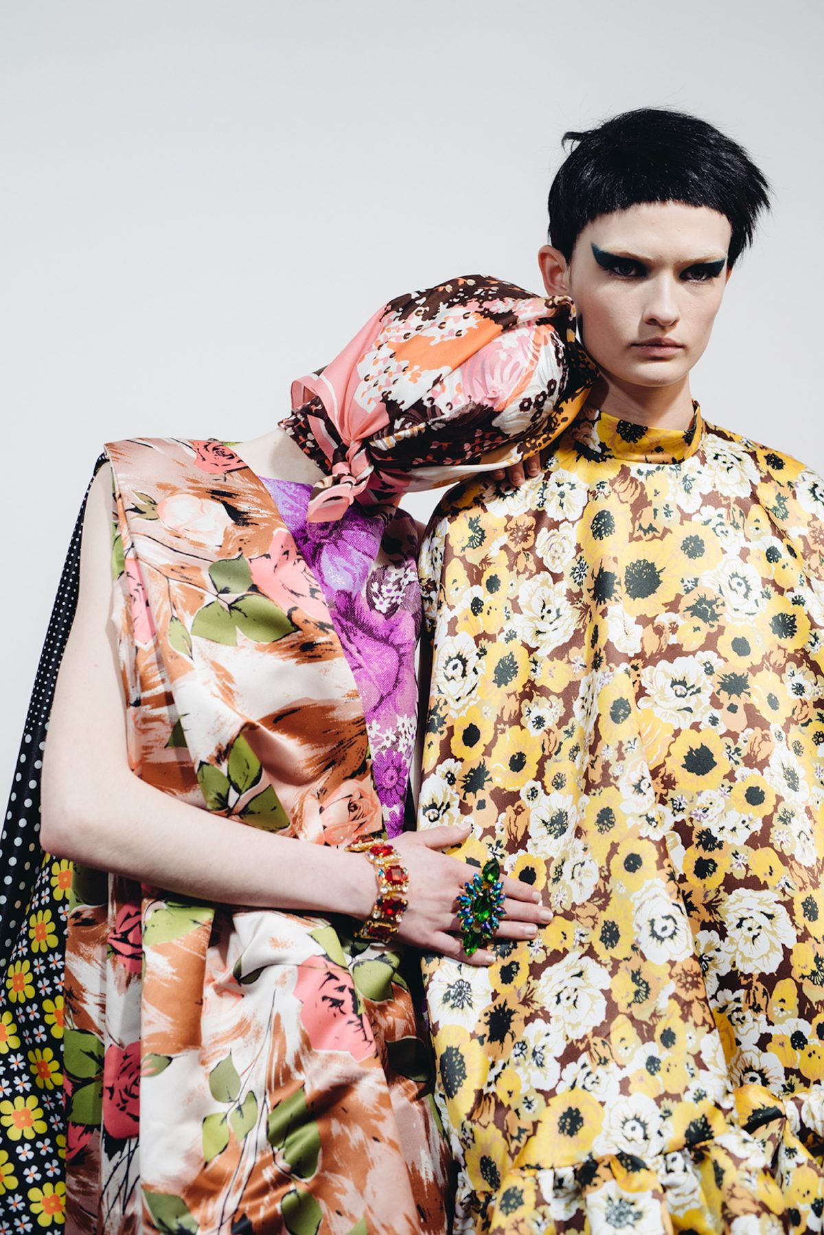 HERE'S OUR BACKSTAGE ROUNDUP OF LONDON FASHION WEEK WOMENSWEAR
