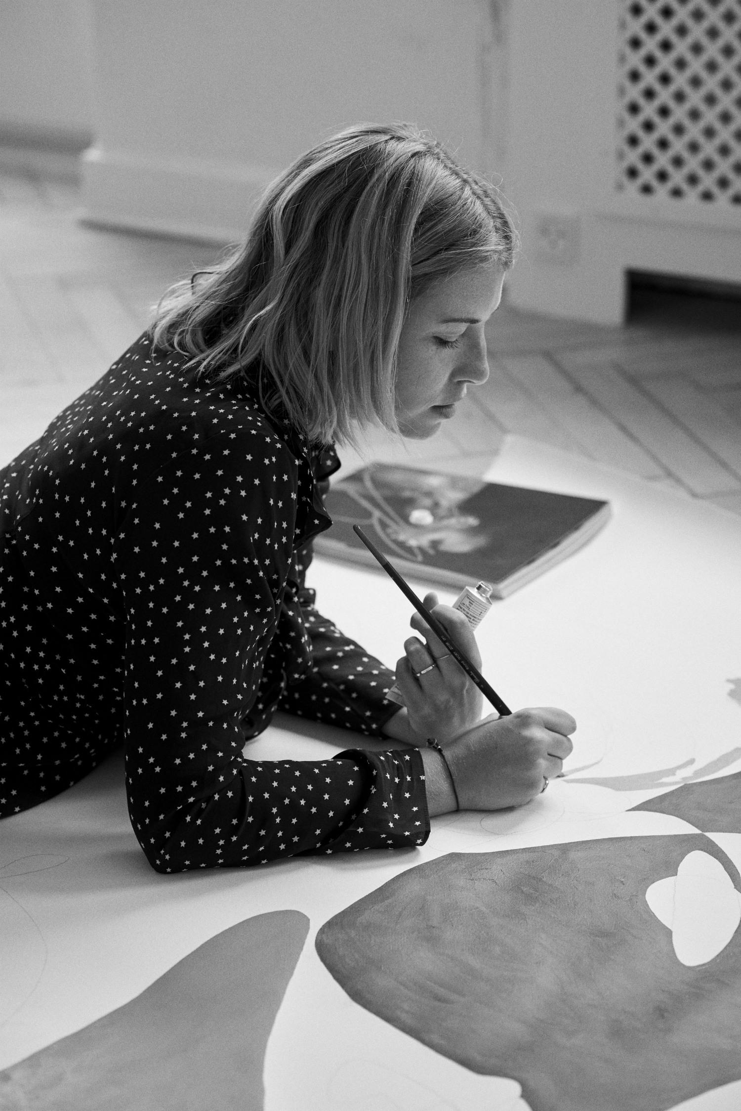 Artist Christiane Spangsberg Interview