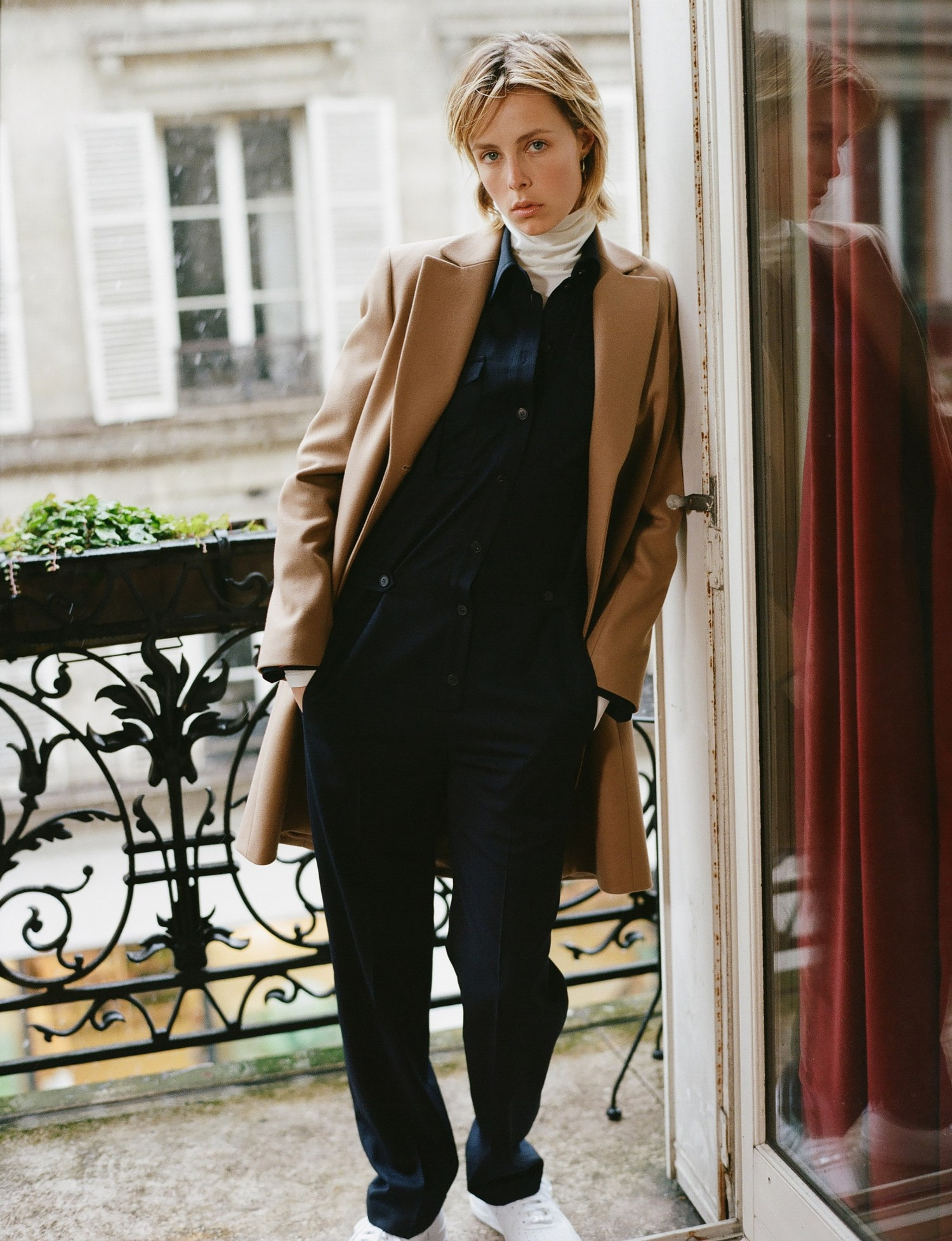 PALLAS PARIS x CLAIRE THOMSON-JONVILLE
