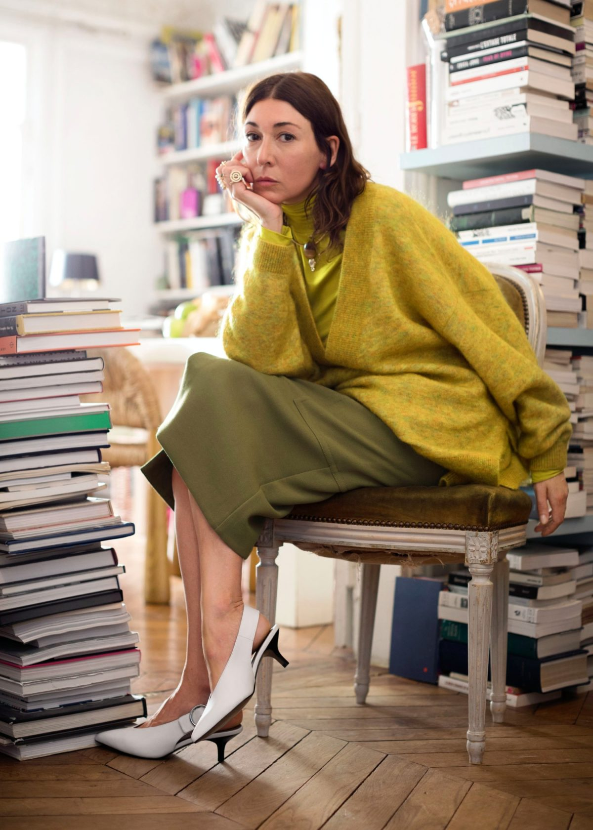 & OTHER STORIES INVITES CAMILLE BIDAULT-WADDINGTON TO SHARE HER STYLE STORY WITH US