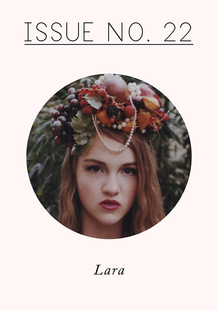 LARA // PHOTOGRAPHY BY SOFIE OLEJNIK