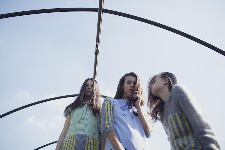 SHANNON, SOFIIA & NASTIA // PHOTOGRAPHY BY LUCIA MORETTI