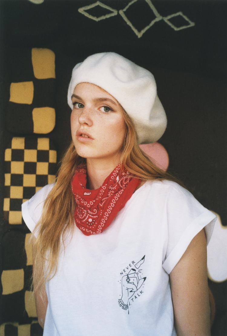 LUCIE // PHOTOGRAPHY BY MIRIAM MARLENE WALDNER