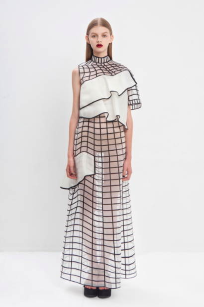 FASHION FROM THE 3D-PRINTER: NOA RAVIV