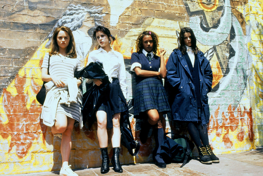 TOP FIVE 90'S FASHION TEEN MOVIES