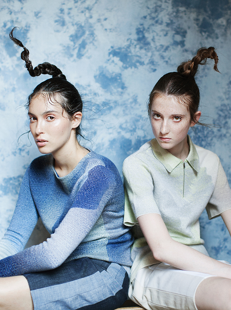 DENIM GIRLS // PHOTOGRAPHY BY SUZANA HOLTGRAVE
