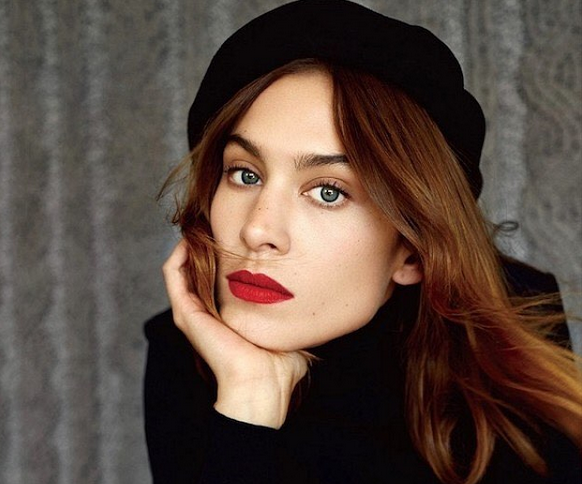 WANTED: ALEXA CHUNG IS LAUNCHING HER OWN BRAND THIS SPRING