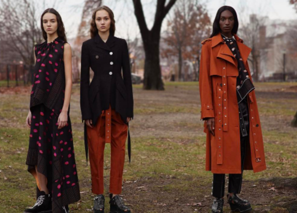 PROENZA SCHOULER'S LATEST LOOKBOOK FEATURES MOSTLY TRANSGENDER MODELS