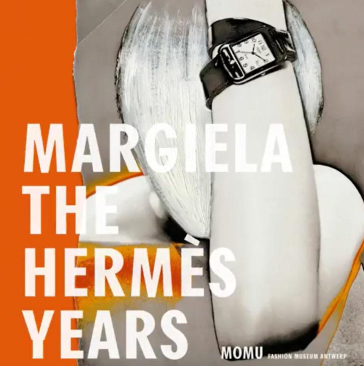Maison Margiela Hermès Retrospektive Ausstellung Antwerpen
