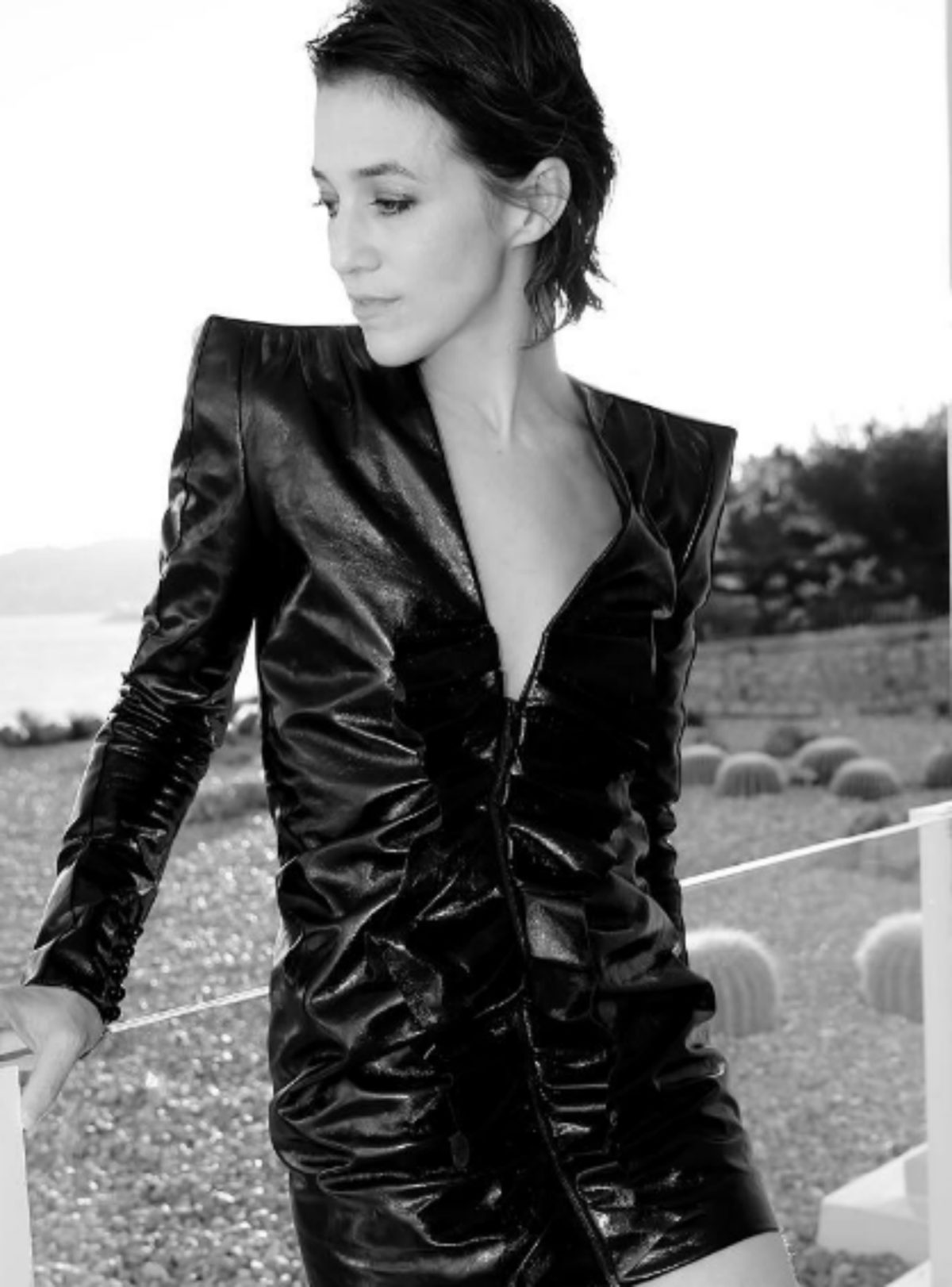 CHARLOTTE GAINSBOURG STARS IN NEW SAINT LAURENT CAMPAIGN