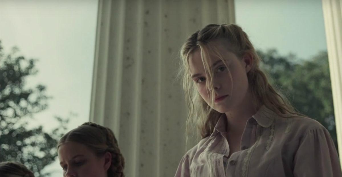 Best Films Cannes Film Festival 2017 The Beguiled Elle Fanning Material Magazine