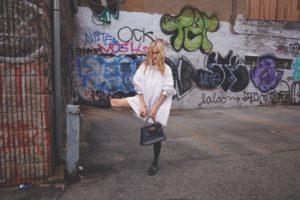 CHLOË SEVIGNY x VESTIARE COLLECTIVE Vintage Muse Fashion Collaboration News