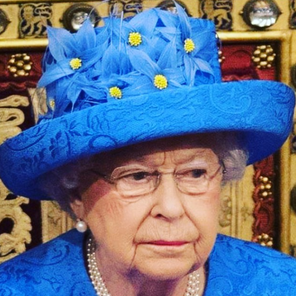 QUEEN ELIZABETH GIVES HER WORD TO THE LGBTQ COMMUNITY