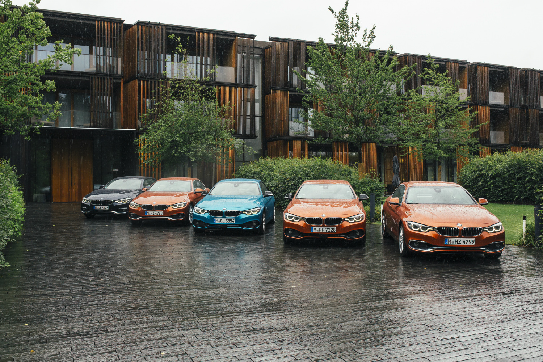 perfect weekend getaway lanserhof BMW 4er Coupé