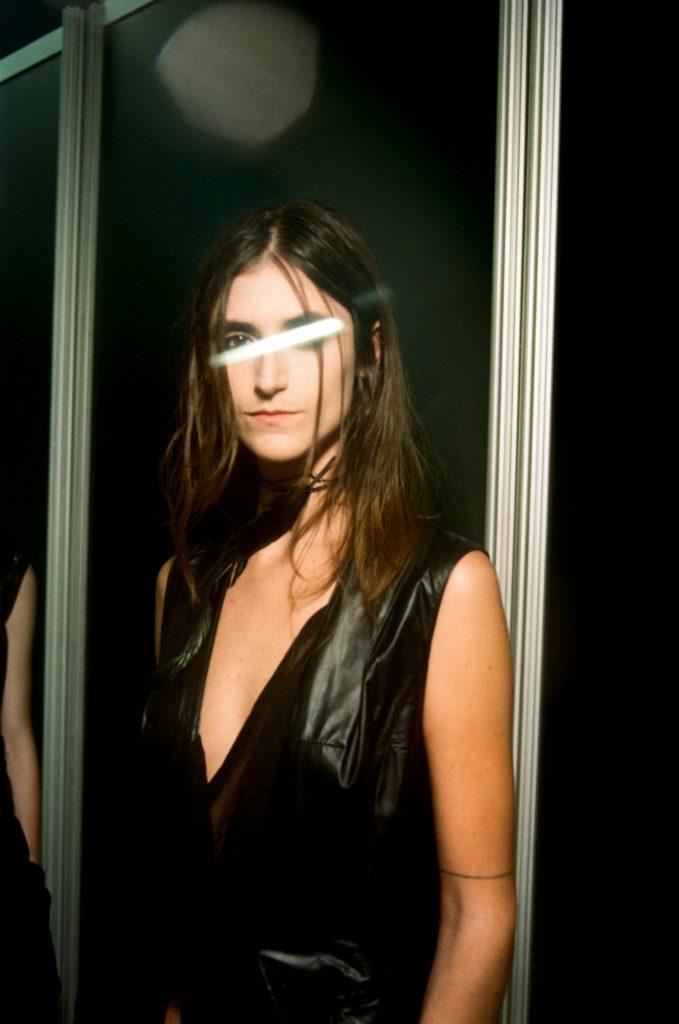 Backstage Ann Demeulemeester SS18 Paris Fashion Week