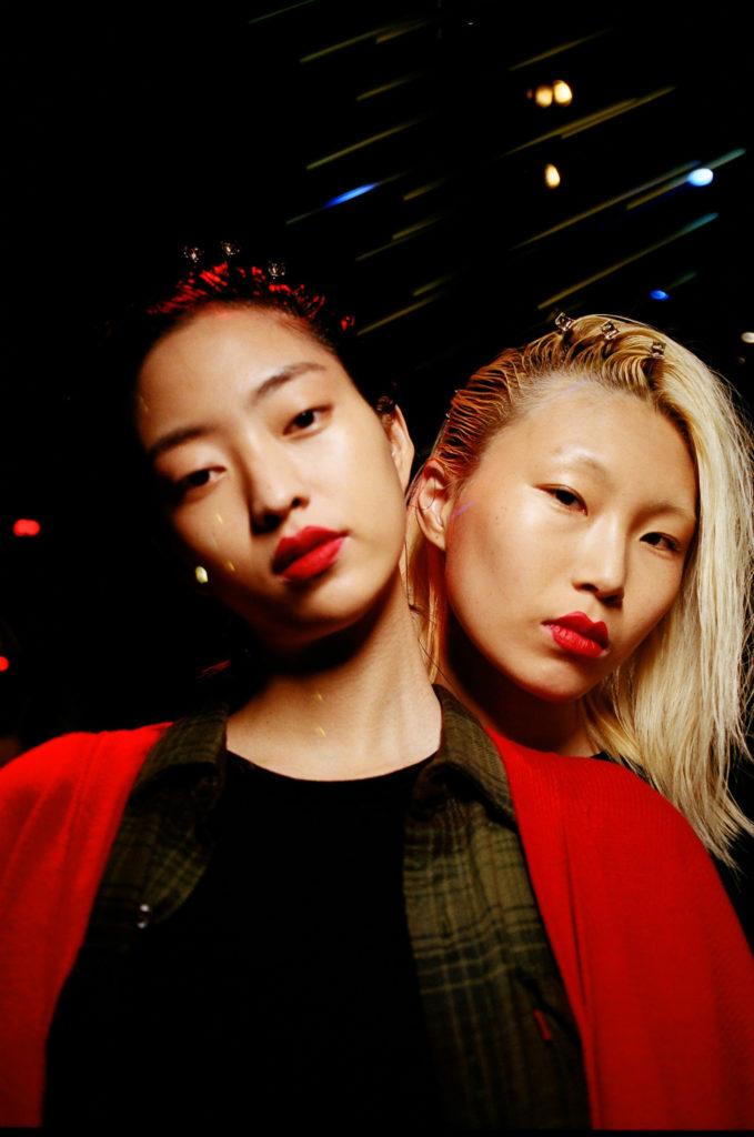 Backstage Mashama SS18 Paris Fashion Week